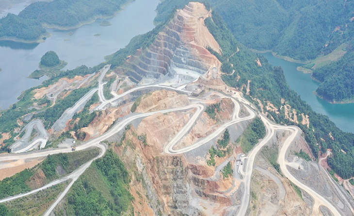 The Ban Houayxai Gold-Silver Operation reaches significant production milestone