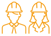 Safety-focused, team-orientated work environment